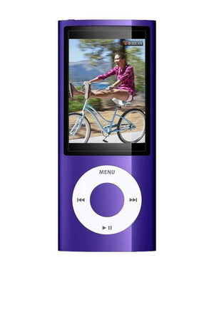 Apple iPod Nano 5th Generation Gen 8GB - Purple (Refurbished)
