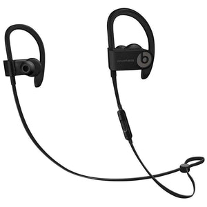 Powerbeats3 Wireless Earphones / Headphones - Black (Refurbished)