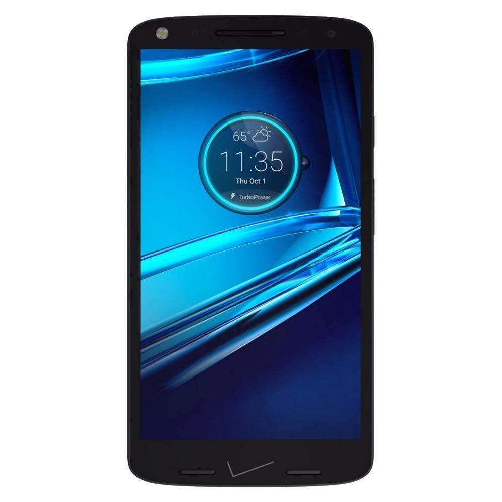 Motorola Droid Turbo 2 XT1585 32GB Verizon 4G LTE Smartphone XT 1585 Soft Grip (Refurbished)