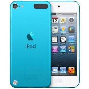 Apple iPod Touch 5th Generation 16GB MP3 Player, Blue (Refurbished)