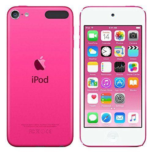 Apple iPod Touch 6th Generation 32GB - Pink (Refurbished)