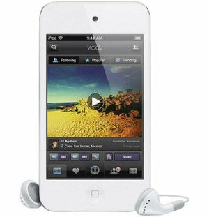 Apple iPod Touch 4th Generation 8GB - White (Refurbished)