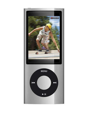 Apple iPod Nano 5th Generation 8GB - Silver (Refurbished)
