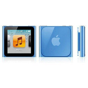 Apple iPod Nano 6th Generation 8GB - Blue (Refurbished)