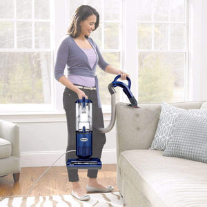 Shark NV105 Upright & Canister Upright Vacuum - Blue (Refurbished)