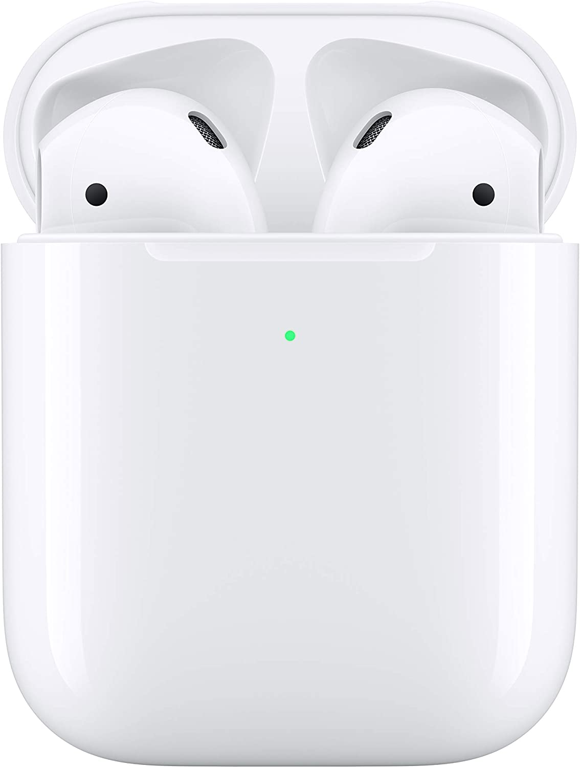 Apple AirPods with Wireless Charging Case (Refurbished)