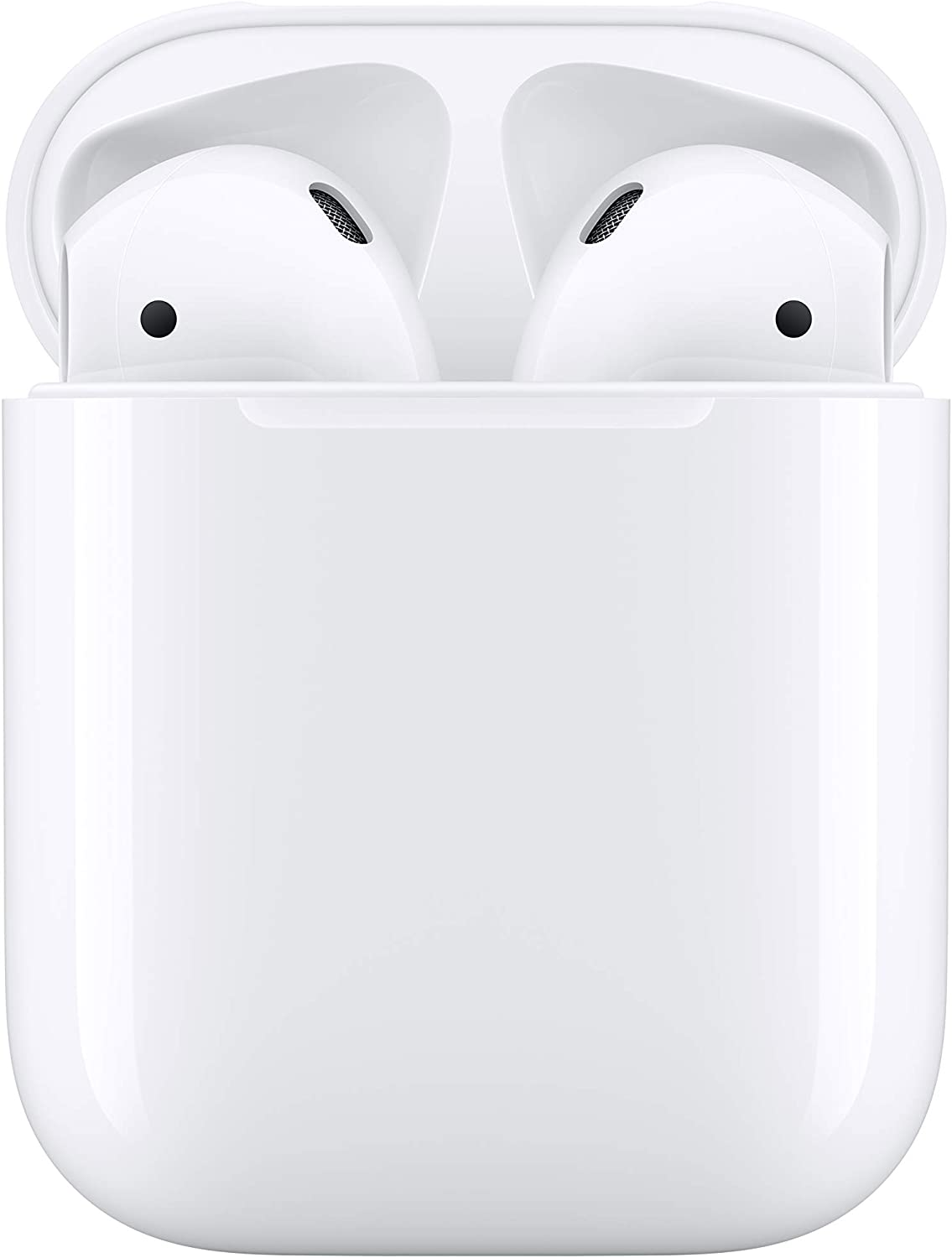 Apple AirPods 2nd Generation w/ Charging Case - (Refurbished)