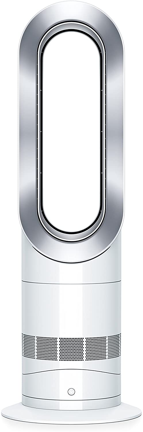 Dyson Hot + Cool Jet Focus AM09 Fan Heater - White (Refurbished)