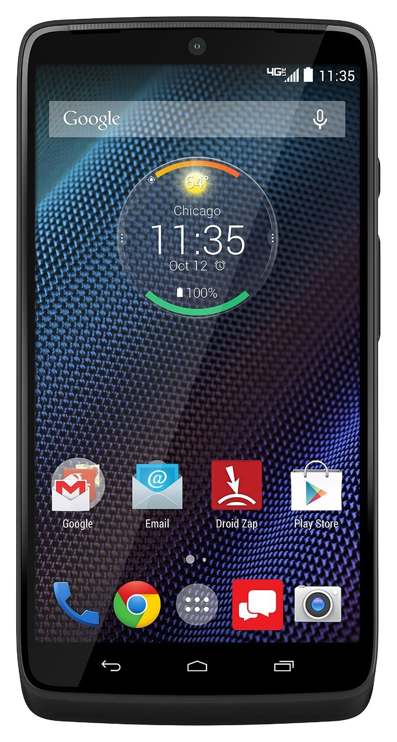Motorola DROID Turbo XT1254 Black Ballistic Nylon 32GB - Verizon Wireless (Refurbished)