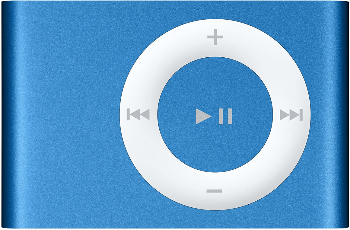 Apple iPod Shuffle 2nd Generation 1GB - Blue (Refurbished)