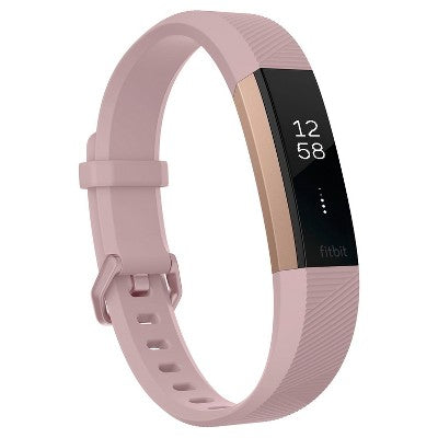 Fitbit Alta HR Rose Gold - Small (Refurbished)