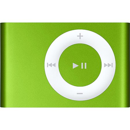 Apple iPod Shuffle 2nd Generation 1GB - Green (Refurbished)
