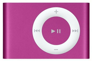Apple iPod Shuffle 2nd Generation 1GB - Pink (Refurbished)