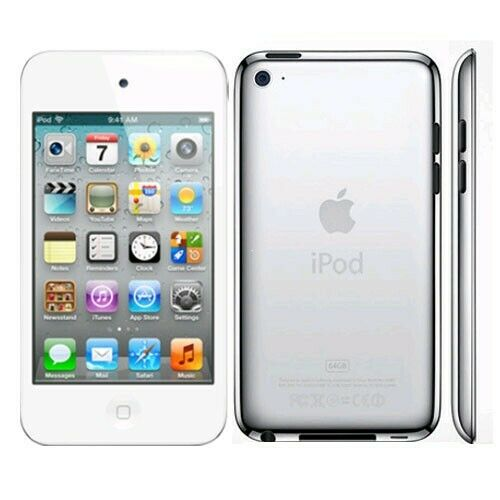 Apple iPod Touch 4th Generation 32GB - White (Refurbished)