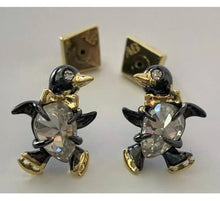 Load image into Gallery viewer, Alexis Bittar Baby Penguin Stud Earrings
