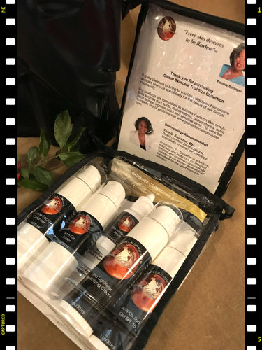 Pamela Springer Global Skin Care Collection
