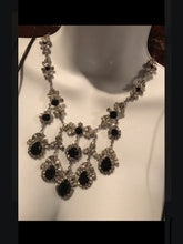 Load image into Gallery viewer, Vintage Marie Ferra Statement Necklace