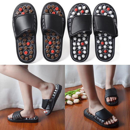 New Foot Massage Slippers, Acupuncture Therapy Massager Shoes