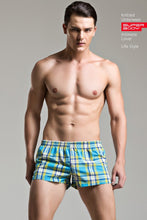 Load image into Gallery viewer, Mens Boxers Cotton Underwear,Boxer Shorts, Soft Comfortable Lounge wear, Loose fit