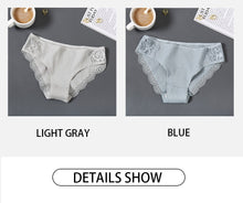 Load image into Gallery viewer, Sexy Low-Rise Cotton Underwear Panties