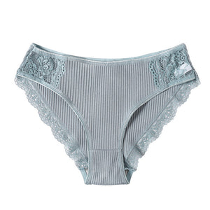 Sexy Low-Rise Cotton Underwear Panties
