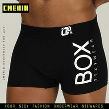 Load image into Gallery viewer, Sexy Mens Boxer Briefs Underwear