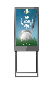 Free Digital Screens for Golf Clubs