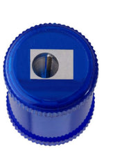 Load image into Gallery viewer, Value Ikon 1 Hole Barrel Sharpener Blue (PK10)