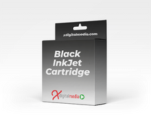 Load image into Gallery viewer, Brother LC127XLBK-COM Compatible Black Ink Cartridge (1200 pages) - xdigitalmedia
