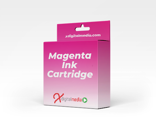 Canon CLI-571MXL-COM Compatible Magenta Ink Cartridge (400 pages)