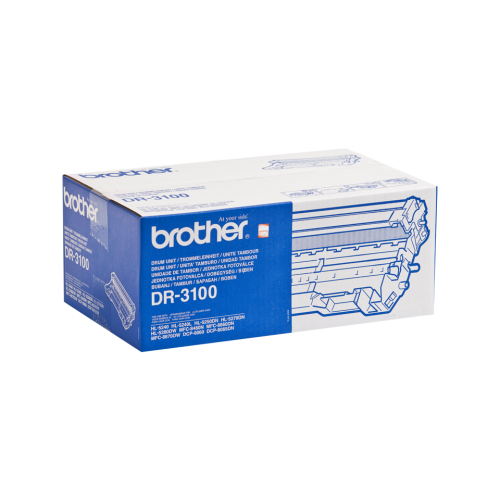 Brother DR3100 Black Drum 25K - xdigitalmedia