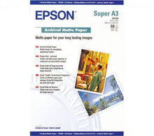 Load image into Gallery viewer, Epson C13S041440 Archival Matte Paper A3Plus 50 Sheets