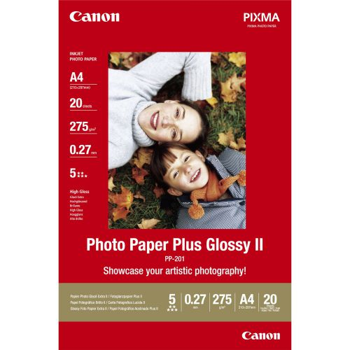 Canon 2311B019 Gloss Photo Paper A4 20 Sheets