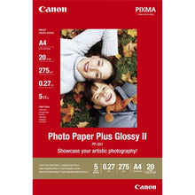 Load image into Gallery viewer, Canon 2311B019 Gloss Photo Paper A4 20 Sheets
