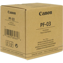 Load image into Gallery viewer, Canon 2251B001 PF03 Black Printhead