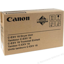 Load image into Gallery viewer, Canon 0388B002 EXV18 Drum Unit 26.9K