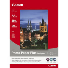 Load image into Gallery viewer, Canon 1686B021 Semi Gloss Photo Paper A4 20 Sheets