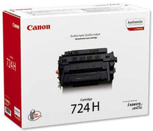 Load image into Gallery viewer, Canon 3482B002 724 Black Toner 12.5K