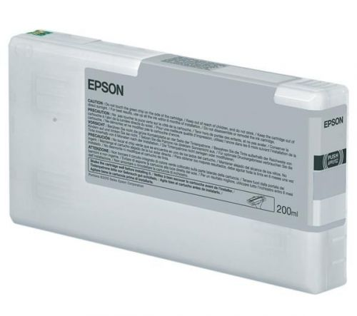 Epson C13T653100 T6531 Black Ink 200ml
