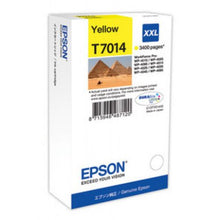 Load image into Gallery viewer, Epson C13T70144010 T7014 Yellow Ink 34ml