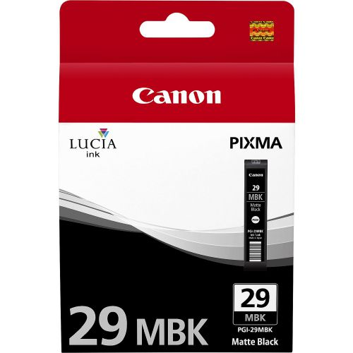 Canon 4868B001 PGI29 Matte Black Ink 36ml