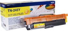 Load image into Gallery viewer, Brother TN245Y Yellow Toner 2.2K