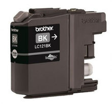 Load image into Gallery viewer, Brother LC121BK Black Ink 7ml - xdigitalmedia