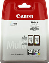 Load image into Gallery viewer, Canon 8287B005 PG545 CL546 Ink Multipack