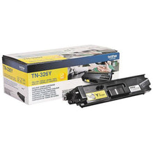 Load image into Gallery viewer, Brother TN326Y Yellow Toner 3.5K
