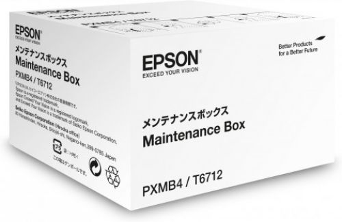 Epson C13T671200 T6712 Maintenance Box 75K