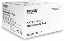 Load image into Gallery viewer, Epson C13T671200 T6712 Maintenance Box 75K
