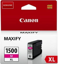Load image into Gallery viewer, Canon 9194B001 PGI1500XL Magenta Ink 12ml