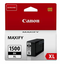 Load image into Gallery viewer, Canon 9182B001 PGI1500XL Black Ink 35ml