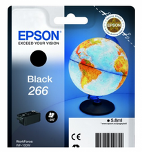 Load image into Gallery viewer, Epson C13T26614010 266 Black Ink 6ml